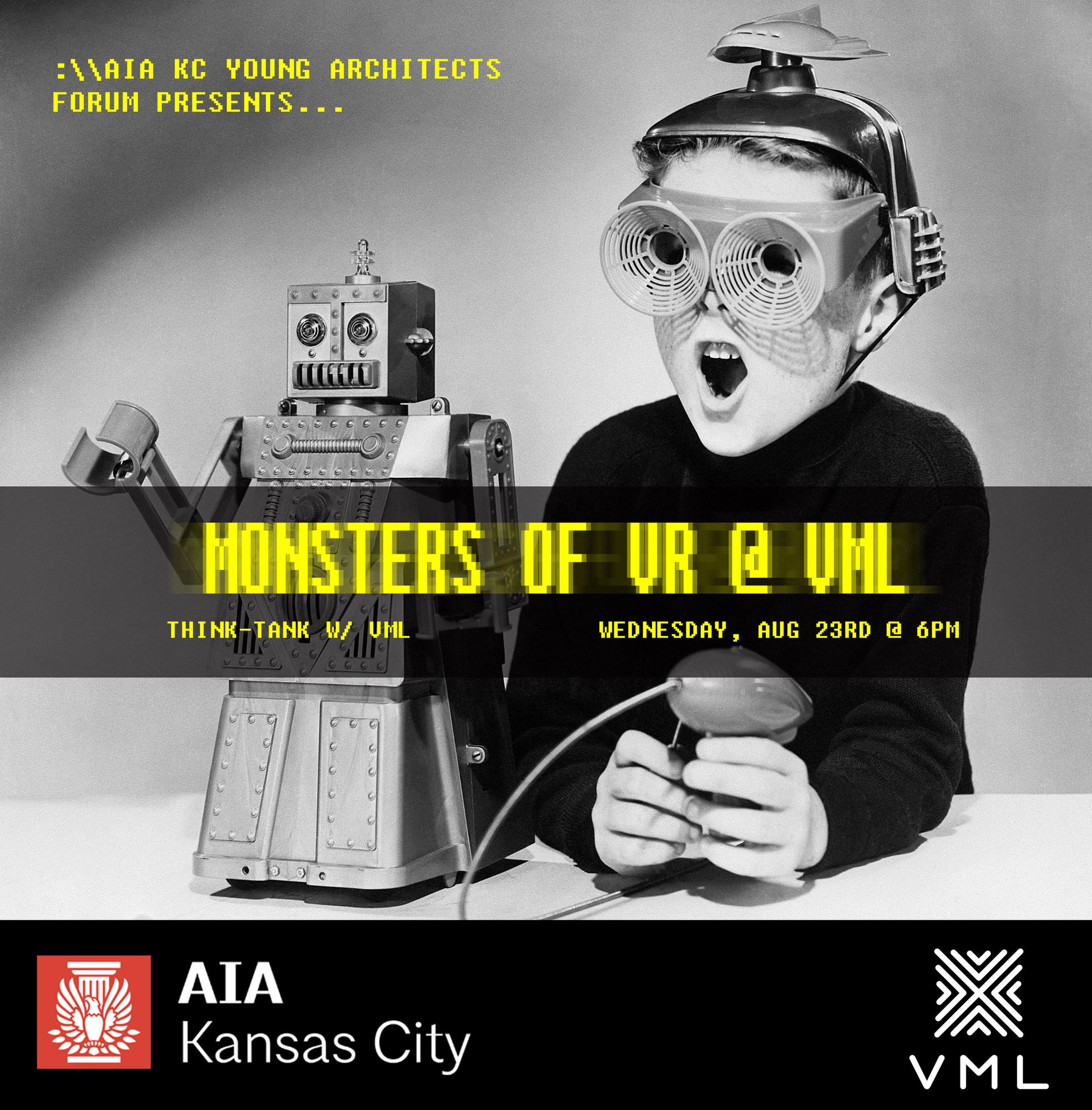 YAF Monsters of Reality Series | VML