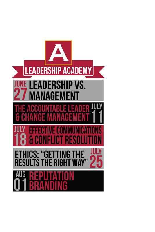Leadership Academy Program at Alvernia University