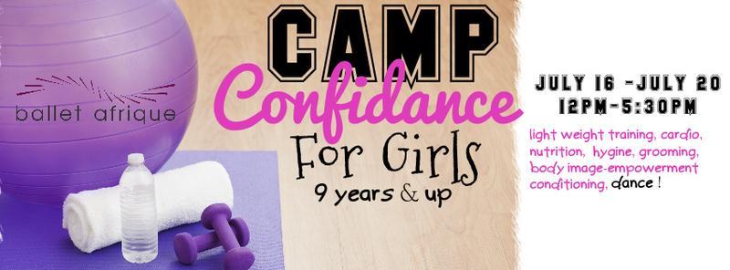 CAMP CONFIDANCE