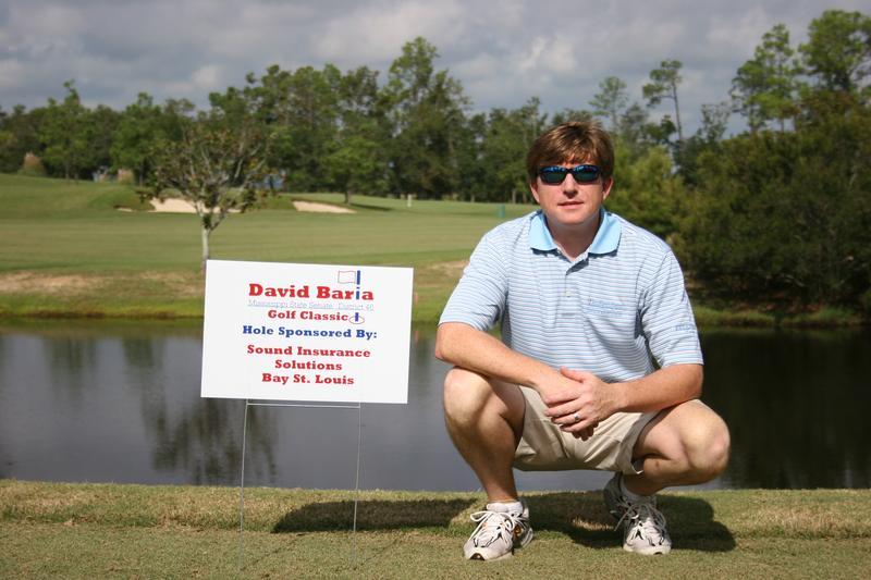 9th Annual David Baria Golf Classic