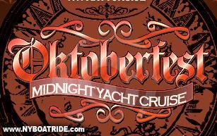 Oktoberfest Midnight Yacht Cruise