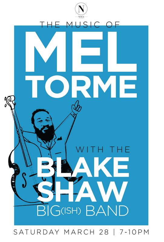 The Music Of Mel Tormé w/ the Blake Shaw Big(ish) Band: Encore Performance!