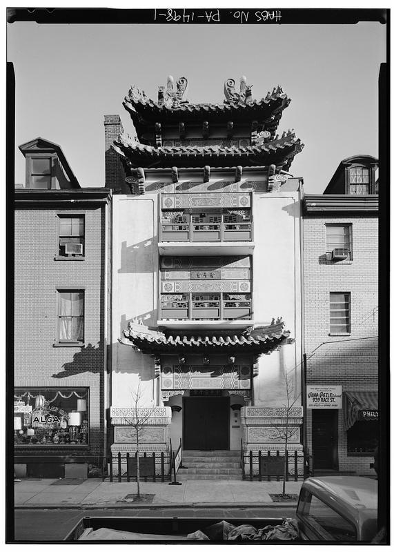 Chinatown Cultural Center Restoration Tour
