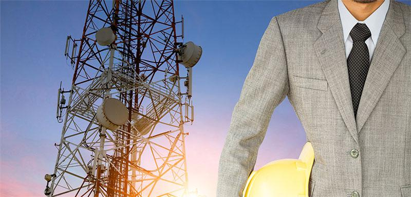 Role of a field engineer in the telecom industry