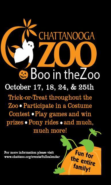 Boo in the Zoo