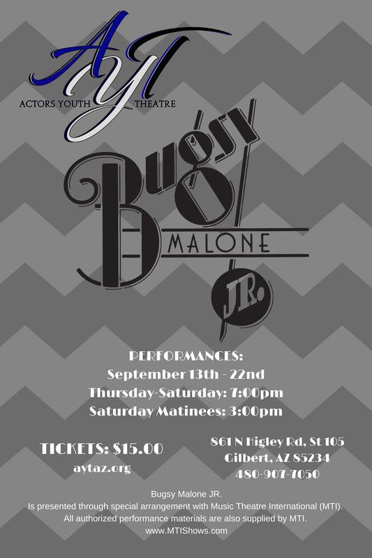 Bugsy Malone Jr