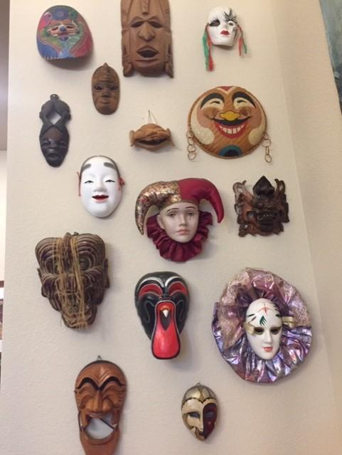 The Parker Collection of International Masks