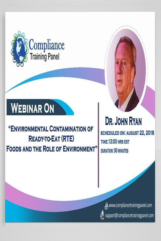 Environmental Contamination of Ready-to-Eat (RTE) Foods and the Role of Environment