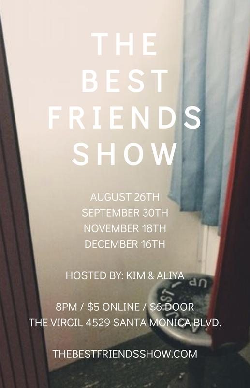 The Best Friends Show 8/26