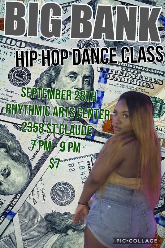 Big Bank Dance Class