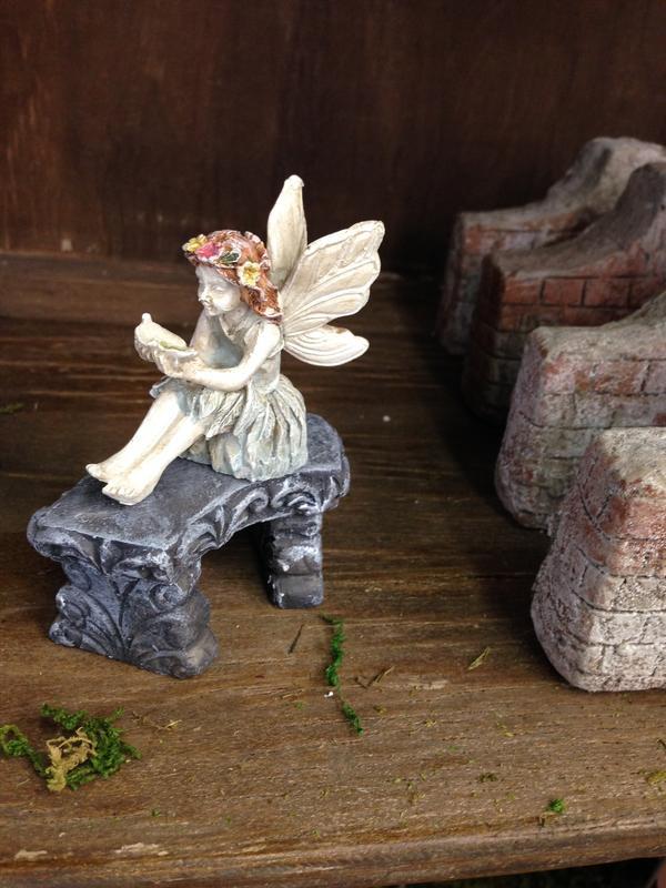Fairy Garden Workshop - Capitol Market location