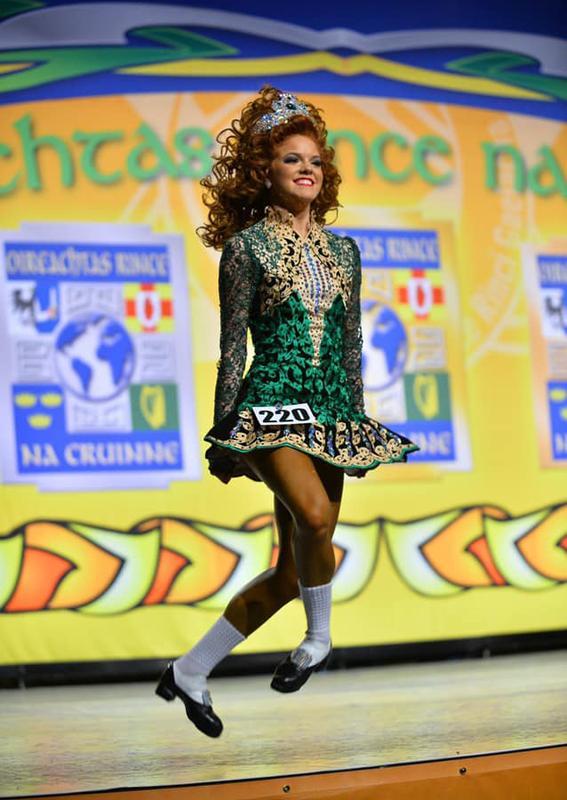 Celtic Steps The Show 2020 - Denver