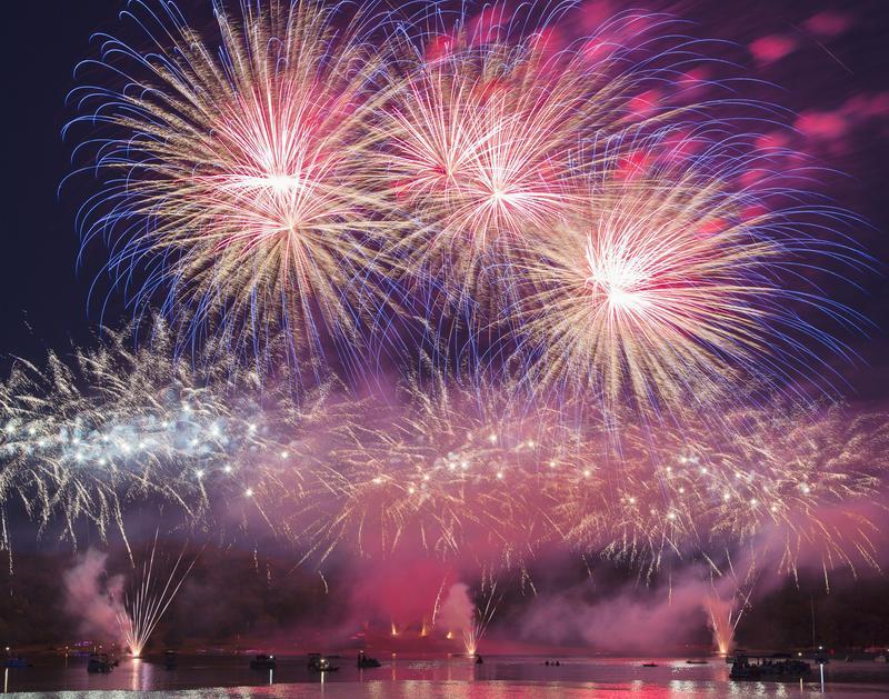 2020 Innsbrook Firework Vendor Sponsorship