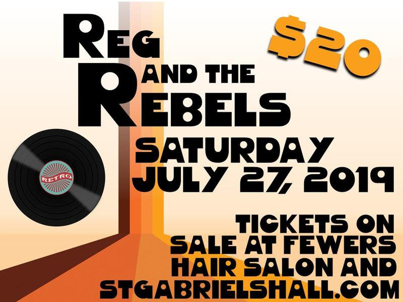 Reg and the Rebels