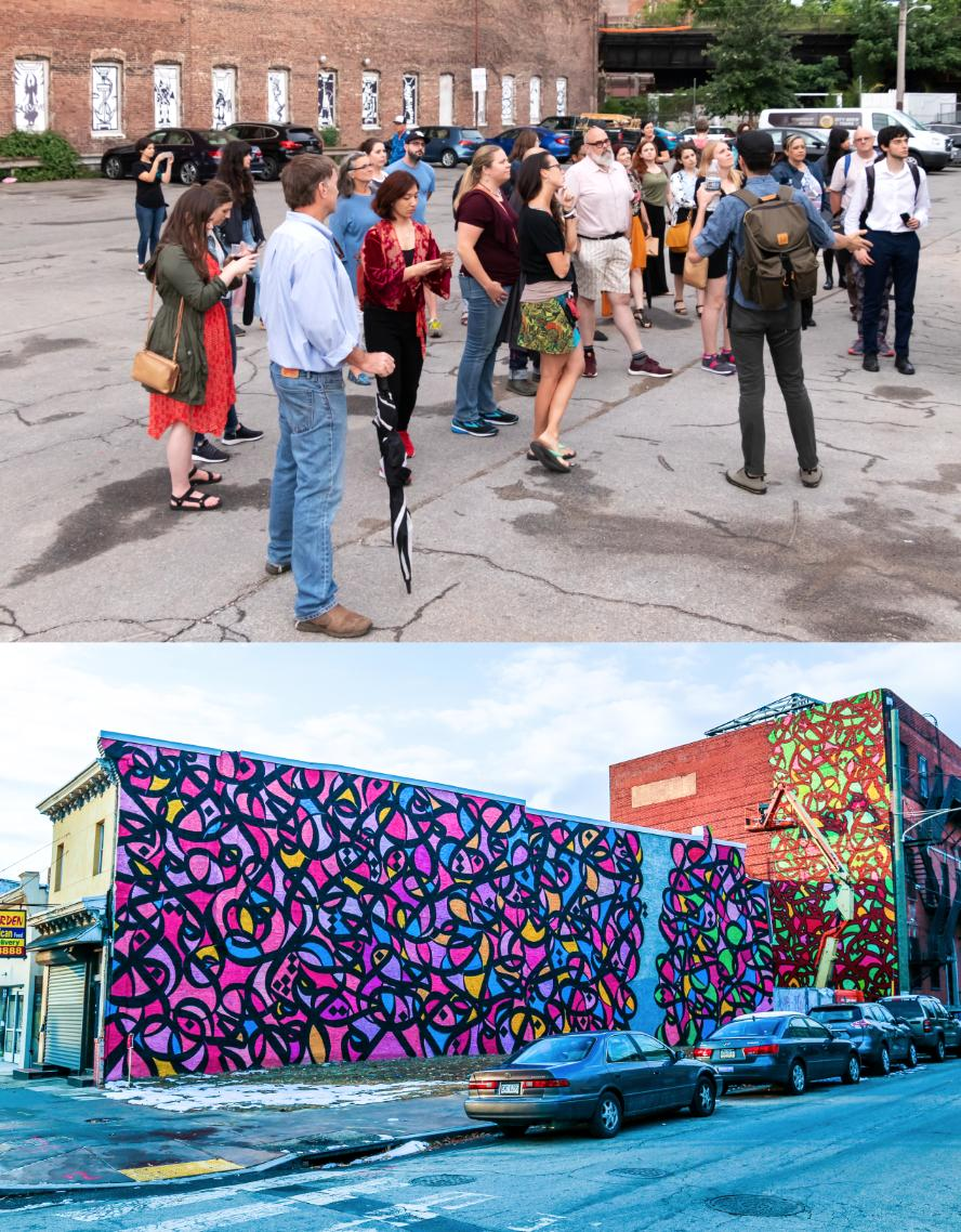 2nd Saturday Philly Art Walk: West Philly/ University City