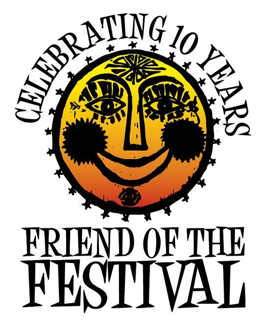 54th Annual Phila Folk Festival - Friend of Festival