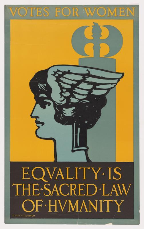 Smithsonian Exhibit: Votes for Women