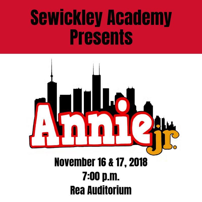 SA - MS Musical - Annie Jr.