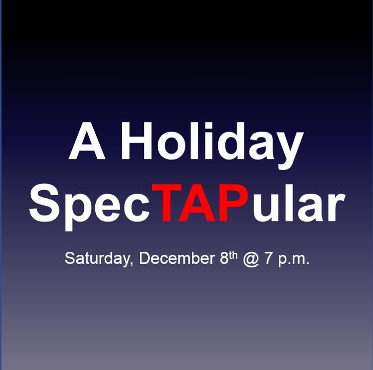 A Holiday SpecTAPular 2018