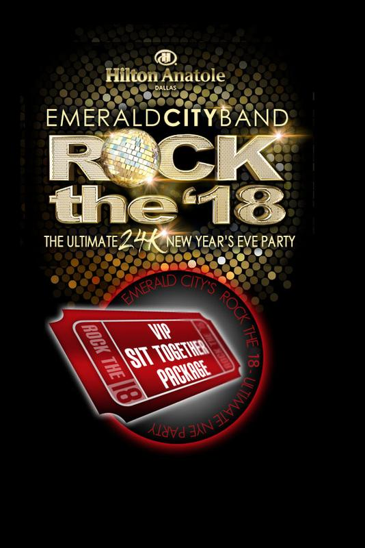 Rock the 18 Sit Together Package