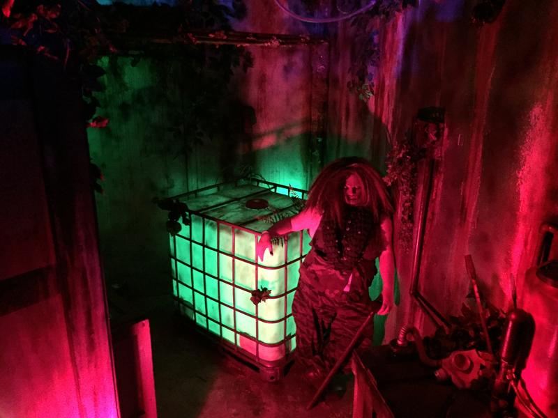 Wicked Ways Haunted House