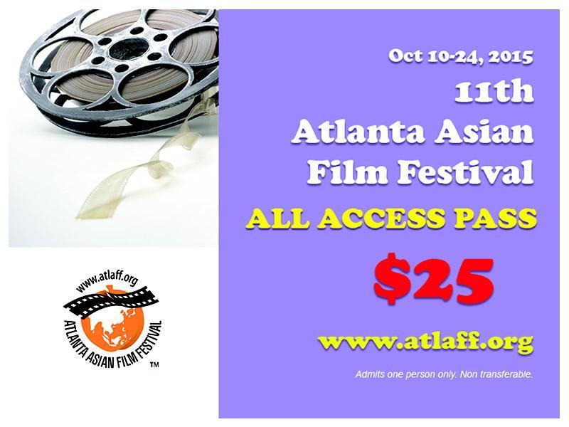 Asian All Access Pass