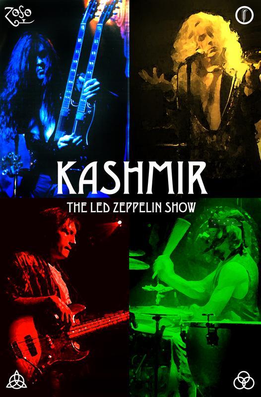 """WHOLE LOTTA LOVE"" - Kashmir - The Led Zeppelin Experience."