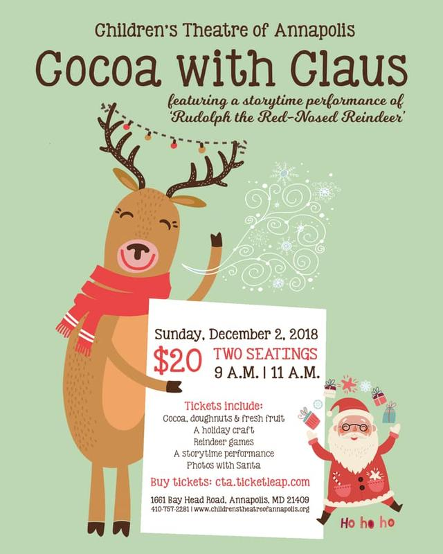 Cocoa with Claus