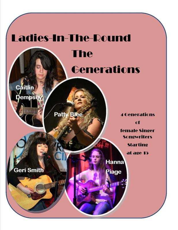 Ladies in the Round - The Generations