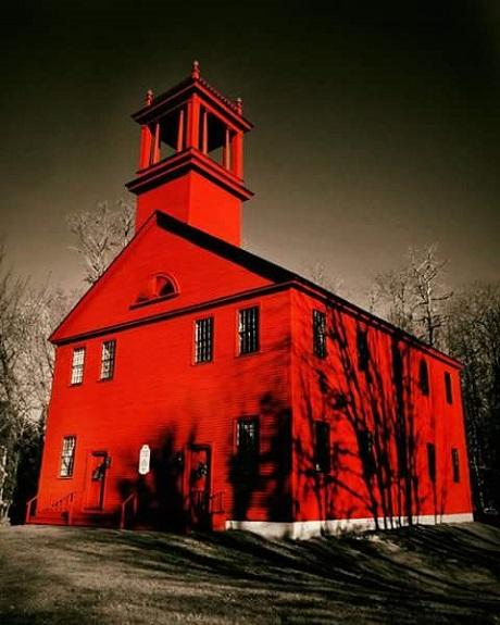 The Old Red Church Halloween Haunt