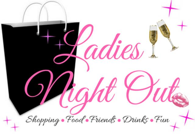 Ladies' Night Out - Sip 'N Shop