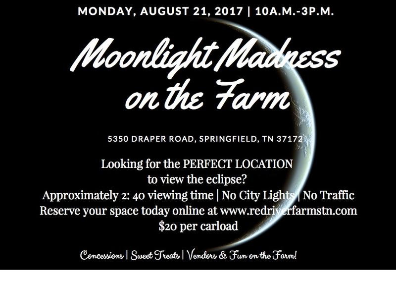 Moonlight Madness on the Farm