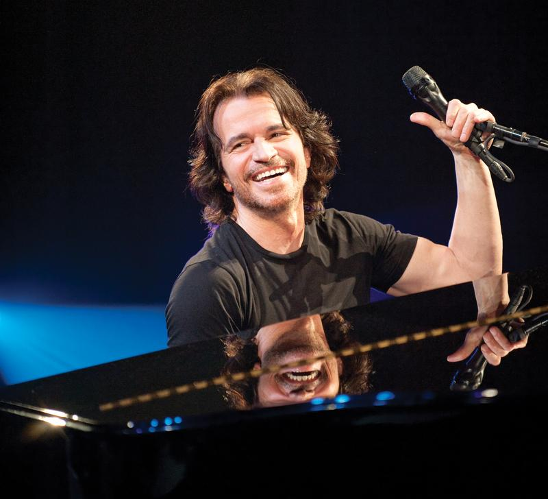 Yanni Live At The Sands Bethlehem Event Center