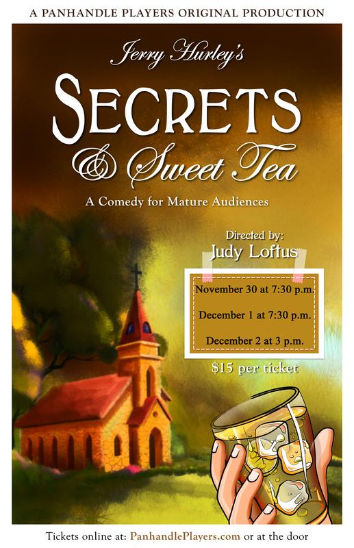 Secrets & Sweet Tea