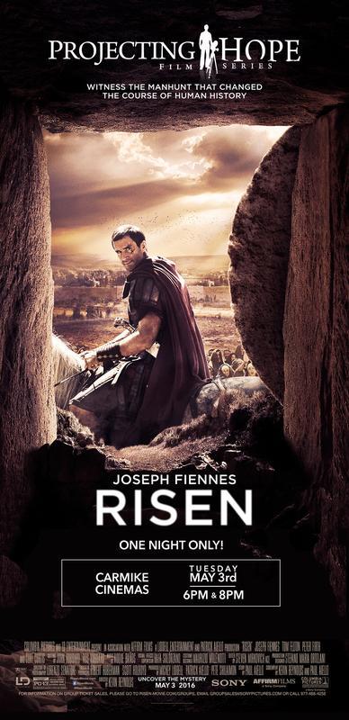 Risen Movie Event