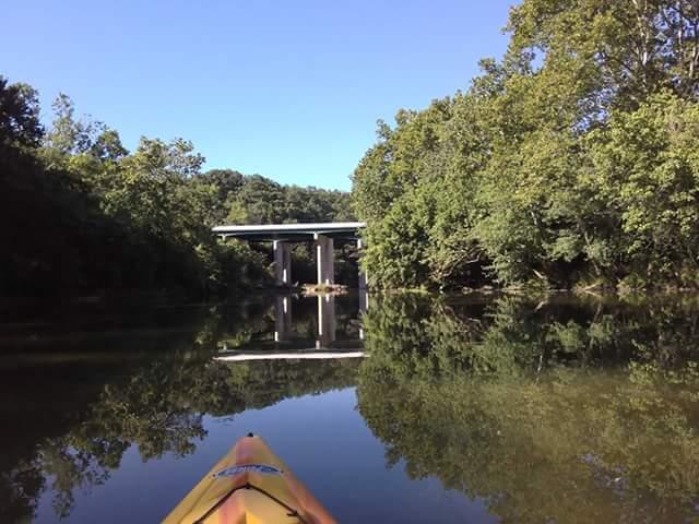 Wilson Kayaking Adventure