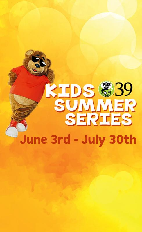 Storytime | PBS39 Summer Series