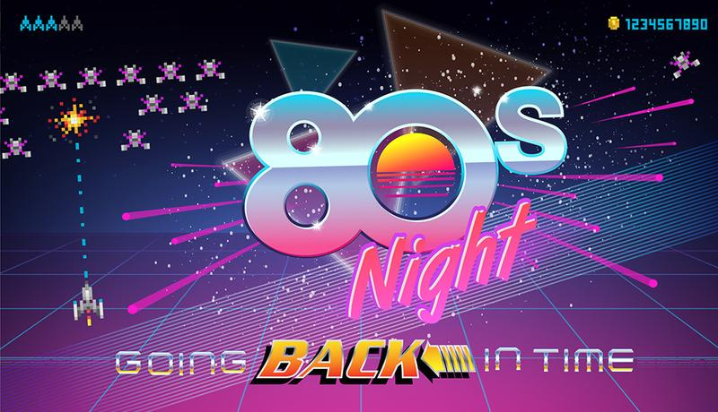 AfterHours: 80s Night