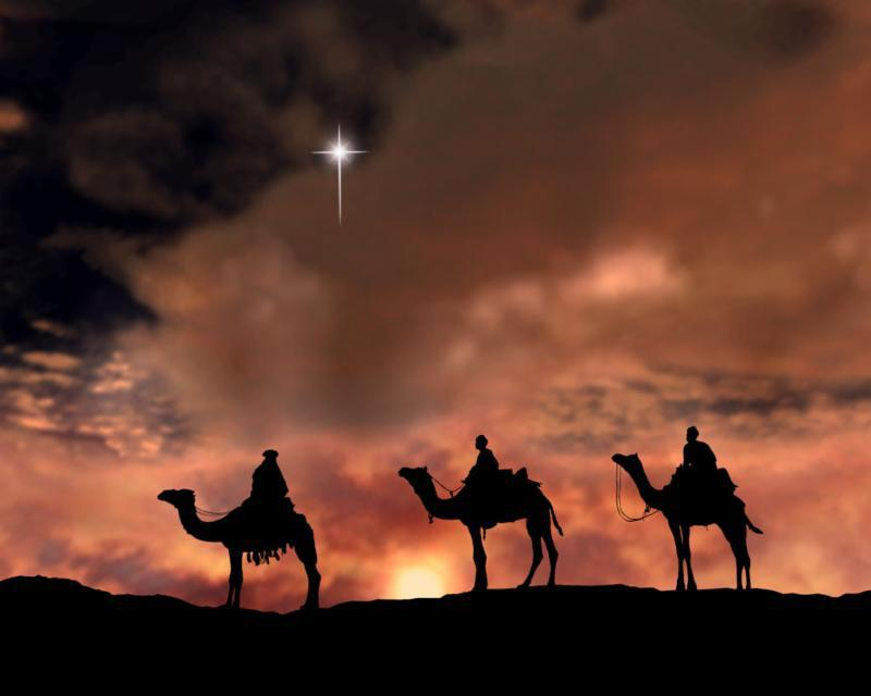 An Astronomer Looks for the Christmas Star