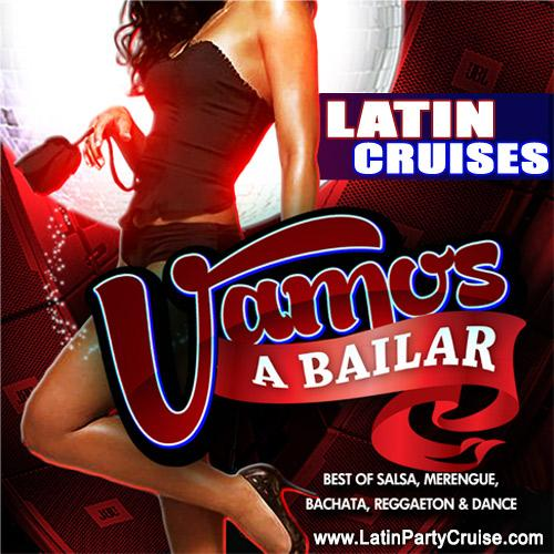 8/8 - Latin Party Cruise