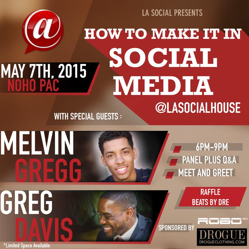 LA Social Presents: How to Make it in Social Media