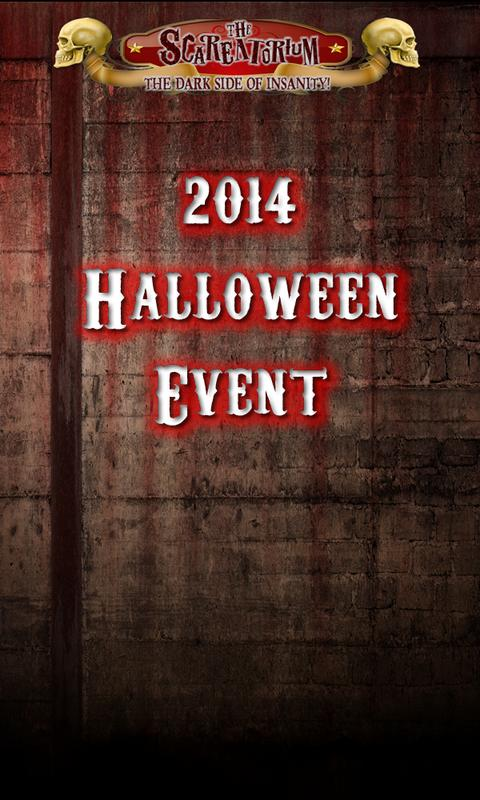 2014 ScareAtorium Halloween Event