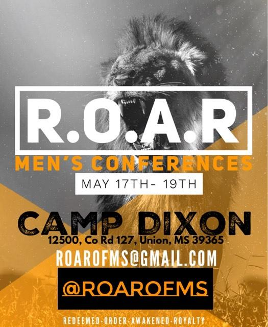 ROAR Men's Conference