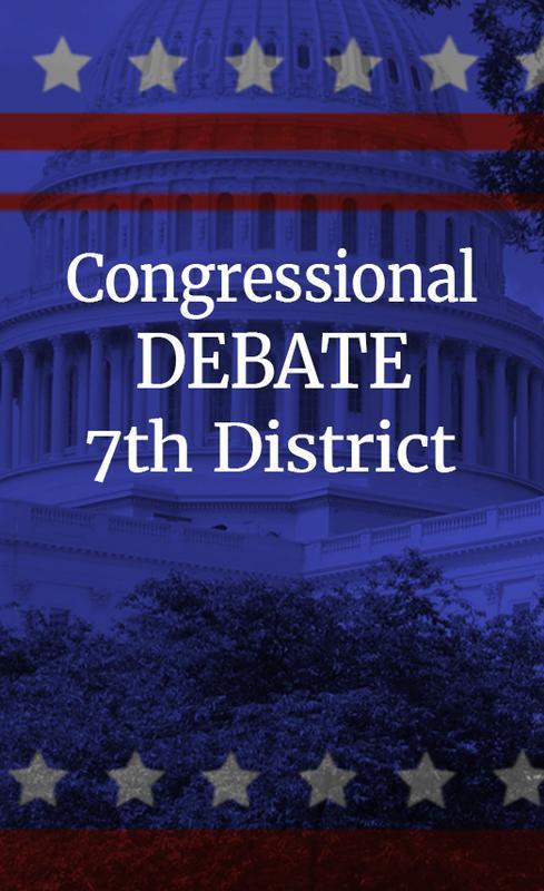 Pennsylvania 7th Congressional District Debate