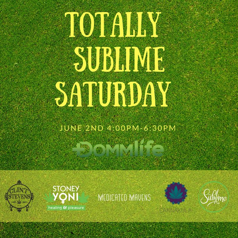Totally Sublime Saturday