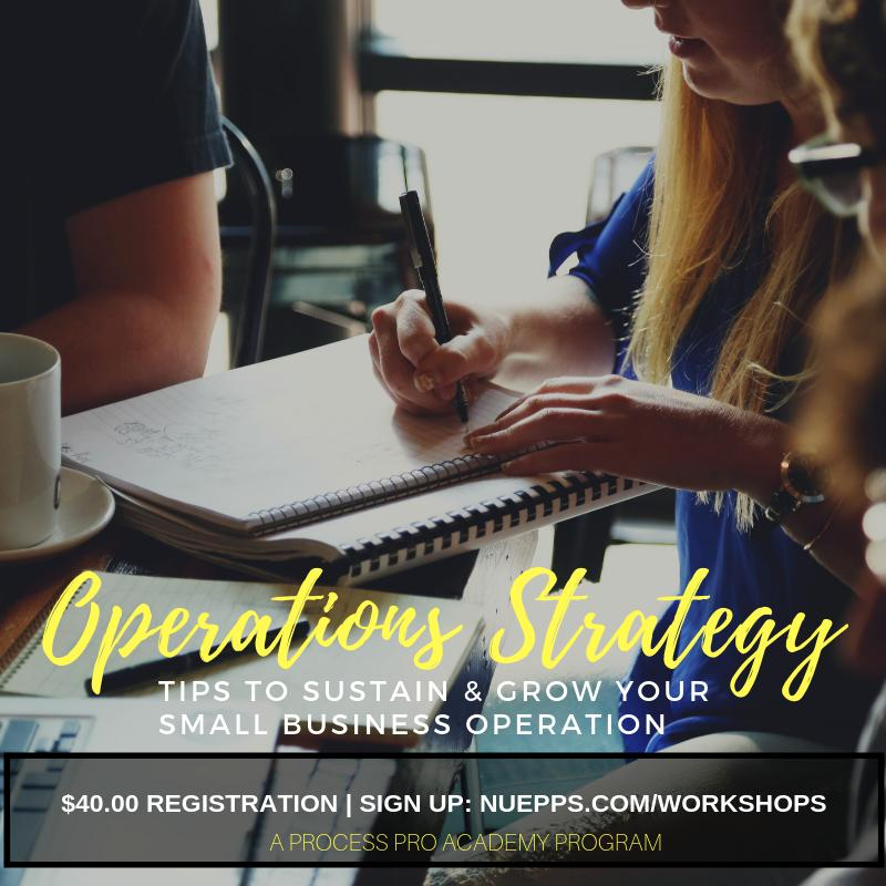 Operations Strategy Workshop
