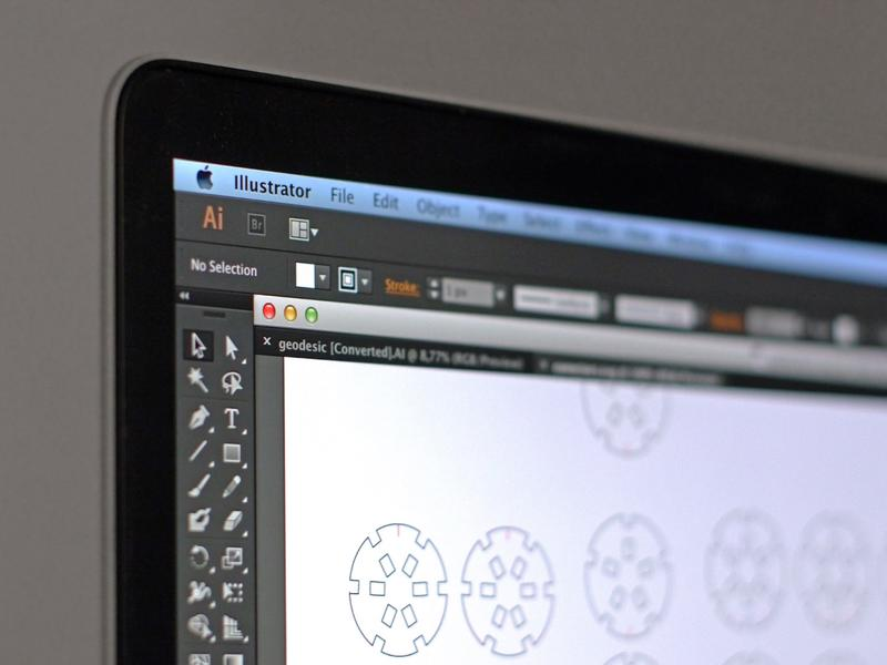 Adobe Illustrator CS5/6 For Digital Fabrication and Prototyping