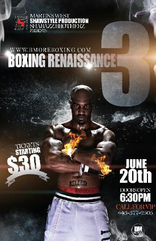 Baltimore Boxing Renaissance III