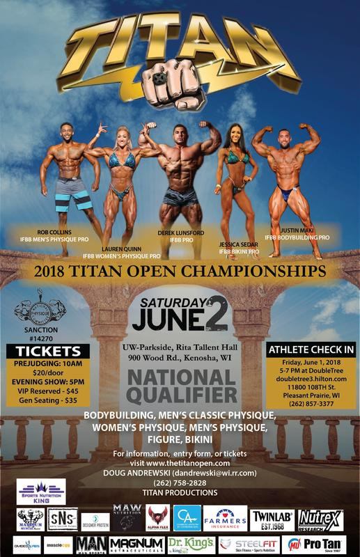 Titan Open 2018