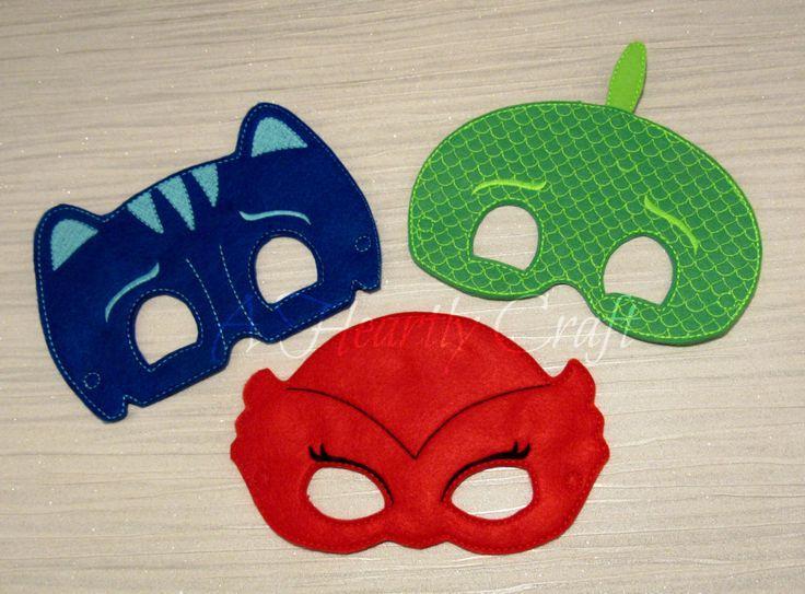 Meet the Masks- Plover